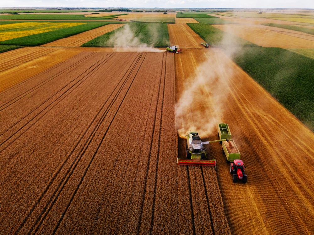Landbau cover