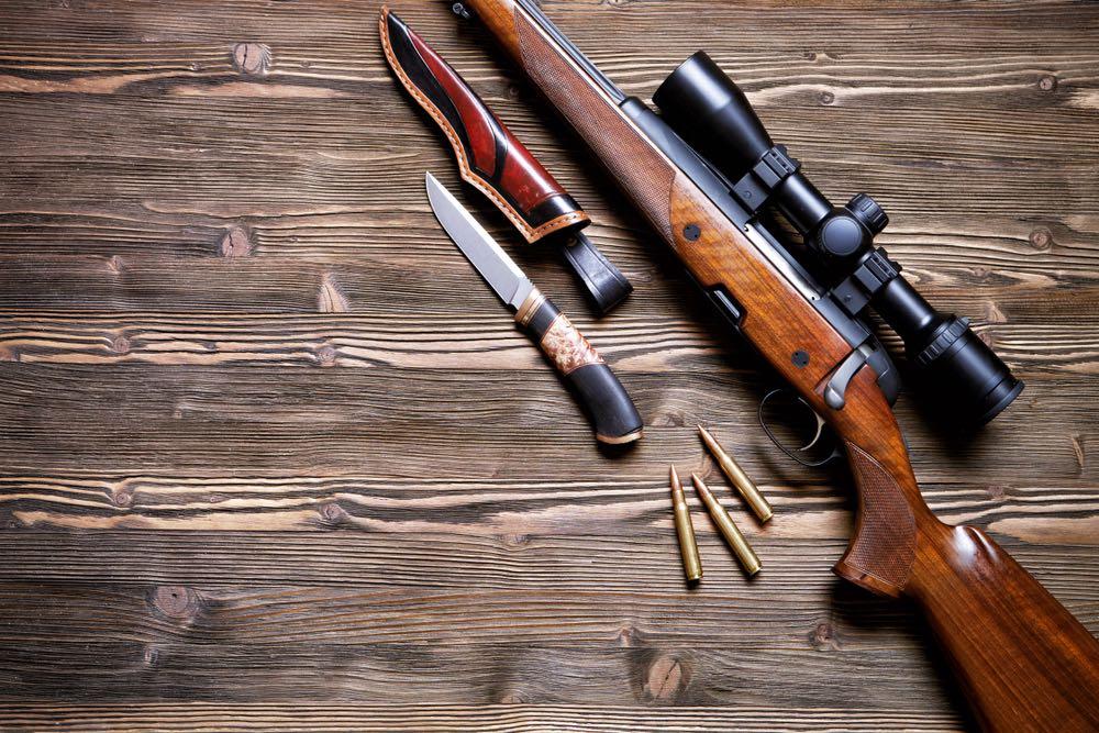 Waffenrechtliche Erlaubnisse
